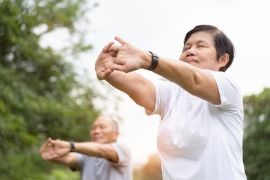LIVING A FULL, ACTIVE LIFE WITH ARTHRITIS