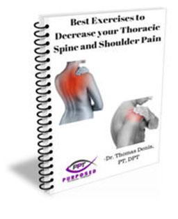 Decrease Mid-Back & Shoulder Pain